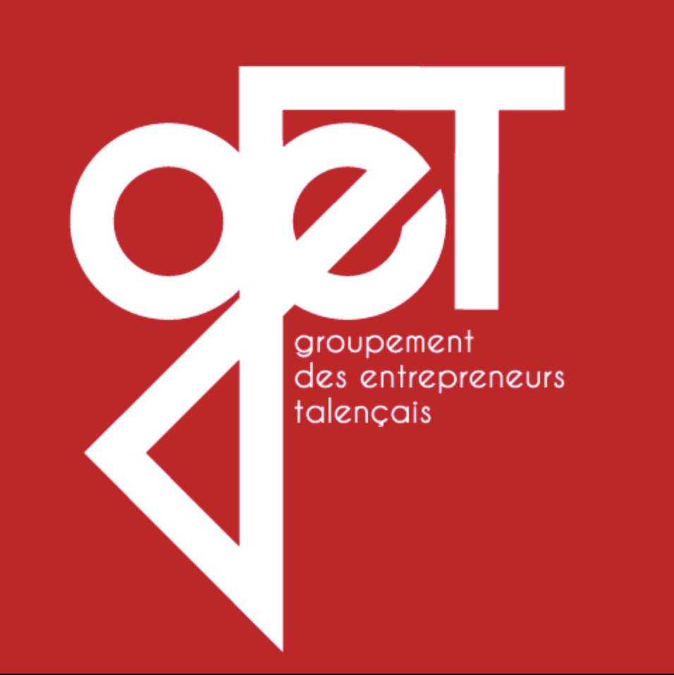 Logo du groupement des entrepreneurs Talençais