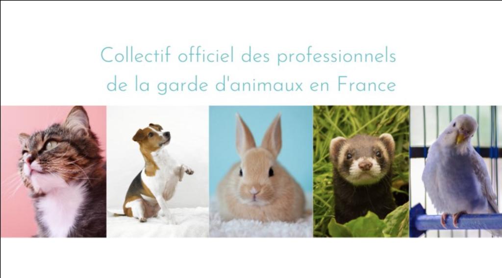 Collectif officiel des professionnels de la garde d'animaux en France